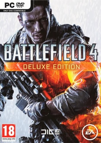 Download Game Battelefield 4 Deluxe Edition Full Version For PC