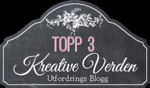 Topp 3 hos Kreative Verden