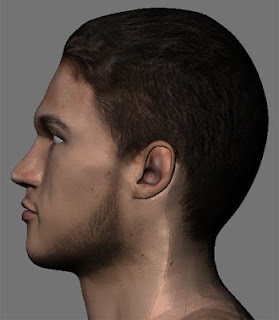 NBA 2K13 Danilo Gallinari Cyber Face Patches