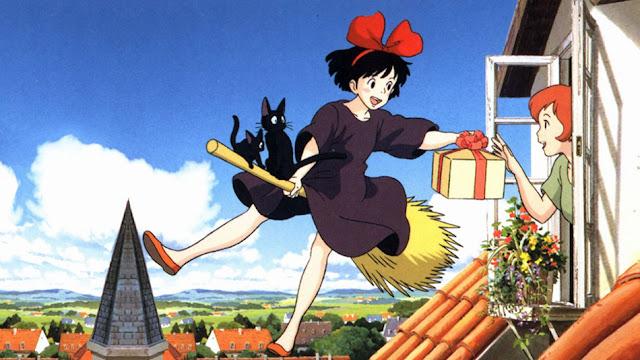 Κίκι: Η Μικρή Μαγισσούλα (1989)