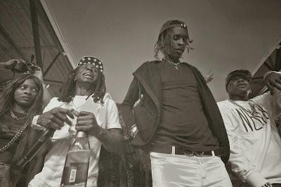 fotos de lil wayne y young thug