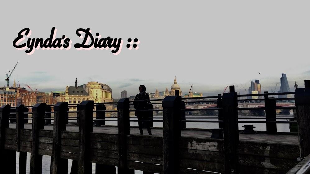 Eynda's Diary