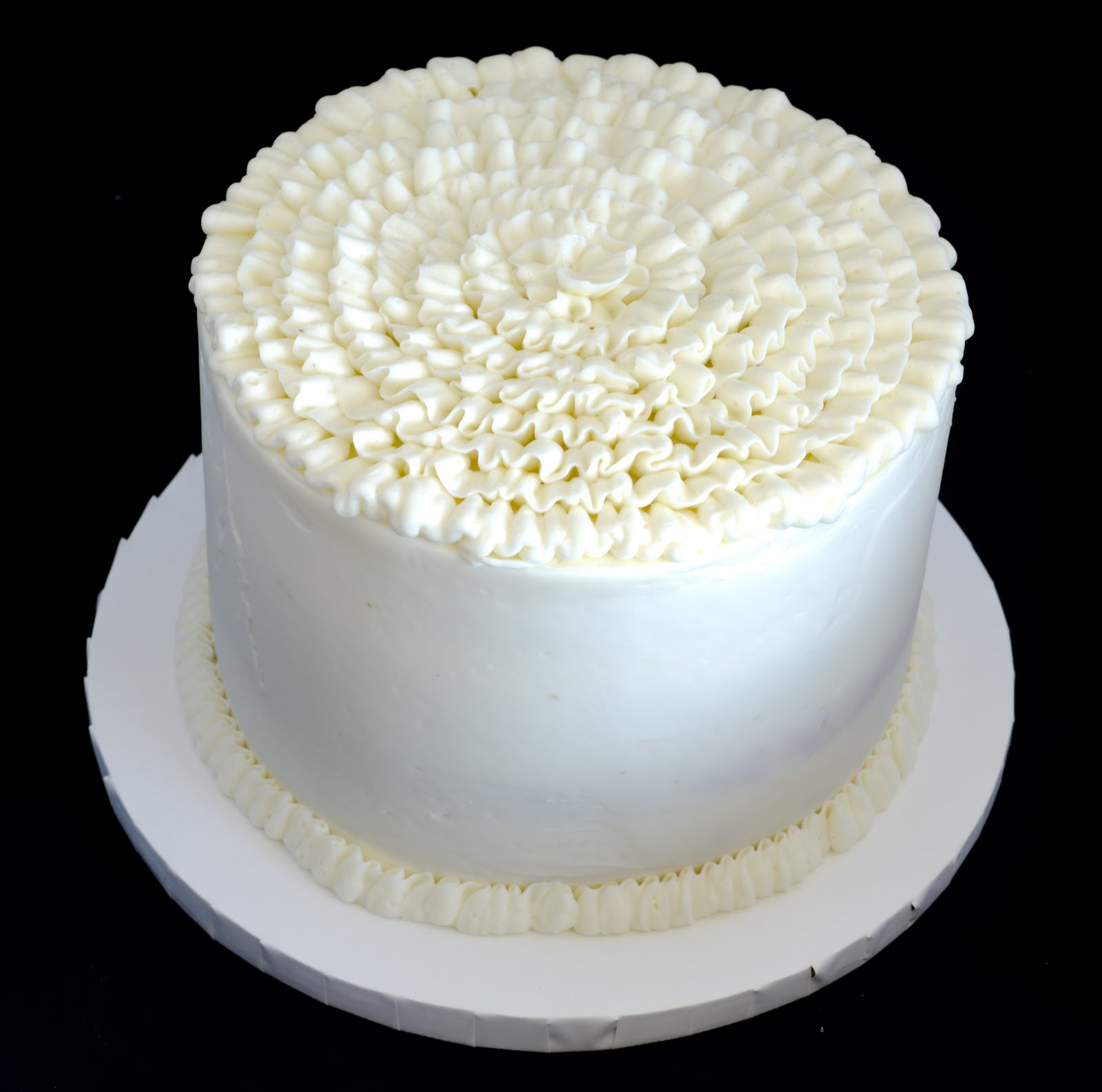 Easy Buttercream Cake Decorating Ideas : Foray into Food: Cake Decorating Challenge