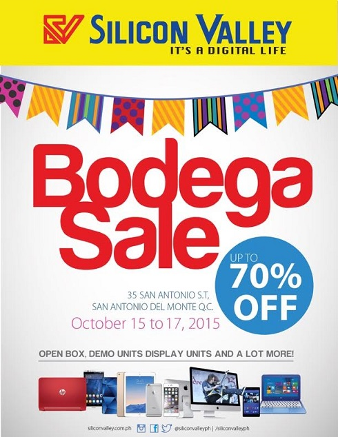 Silicon Valley's Bodega Sale