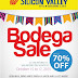 Are you ready for Silicon Valley's Bodega Sale?