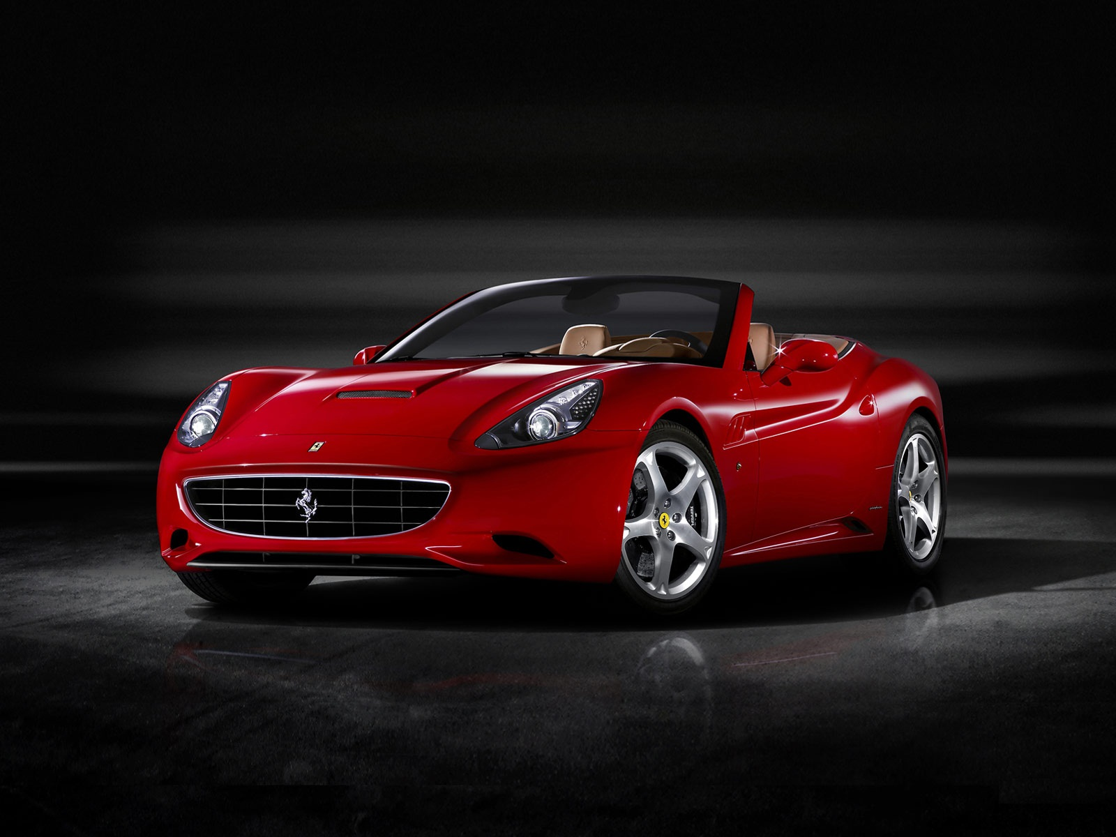 Free Wallpapers  Ferrari California Wallpaper