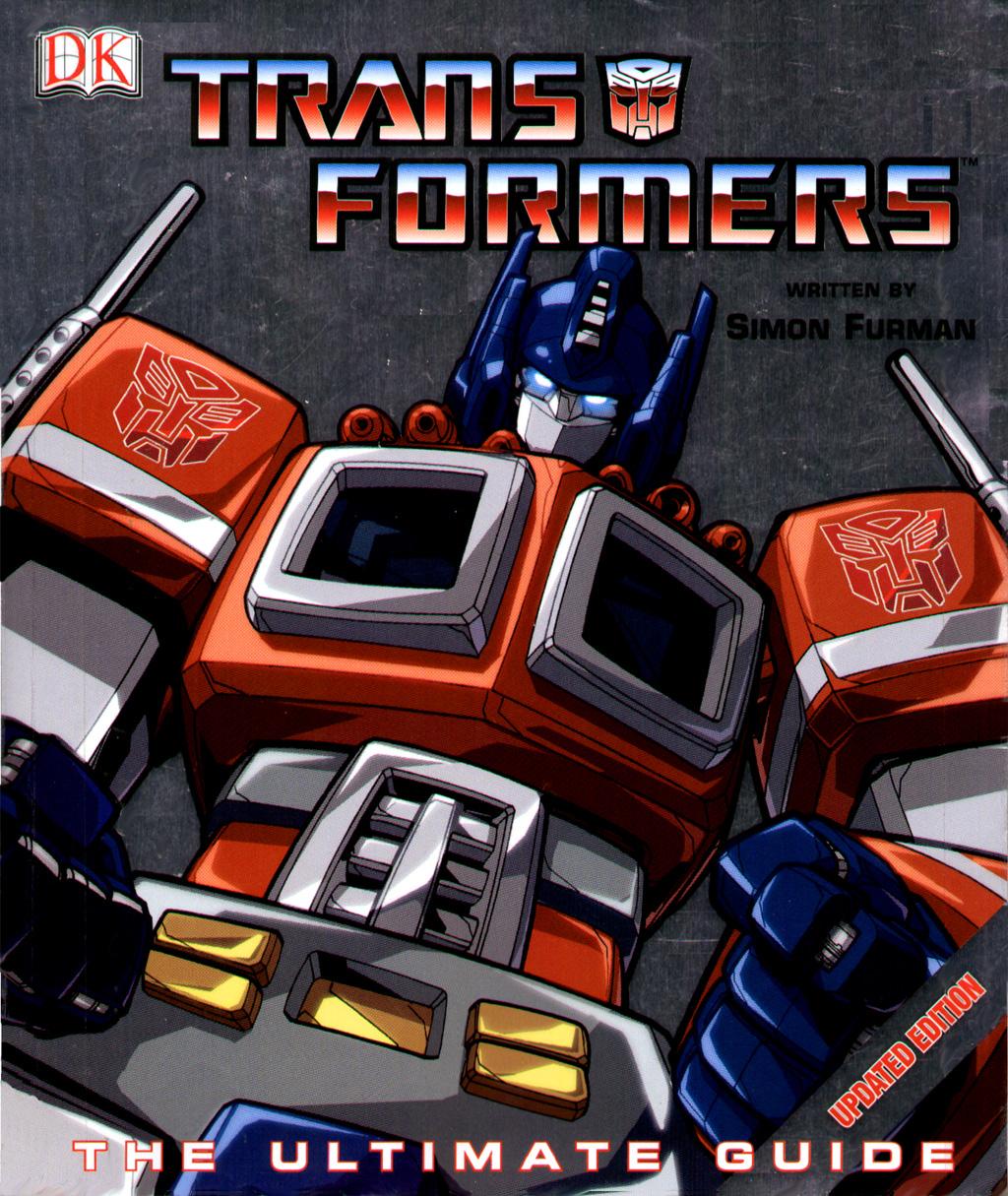 Transformers Ultimate Guide Book - WordPress.com