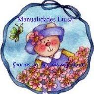 RECUERDO DE MANUALIDADES LUISA