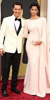 Матю и Камила Макконъхи Оскари 2014