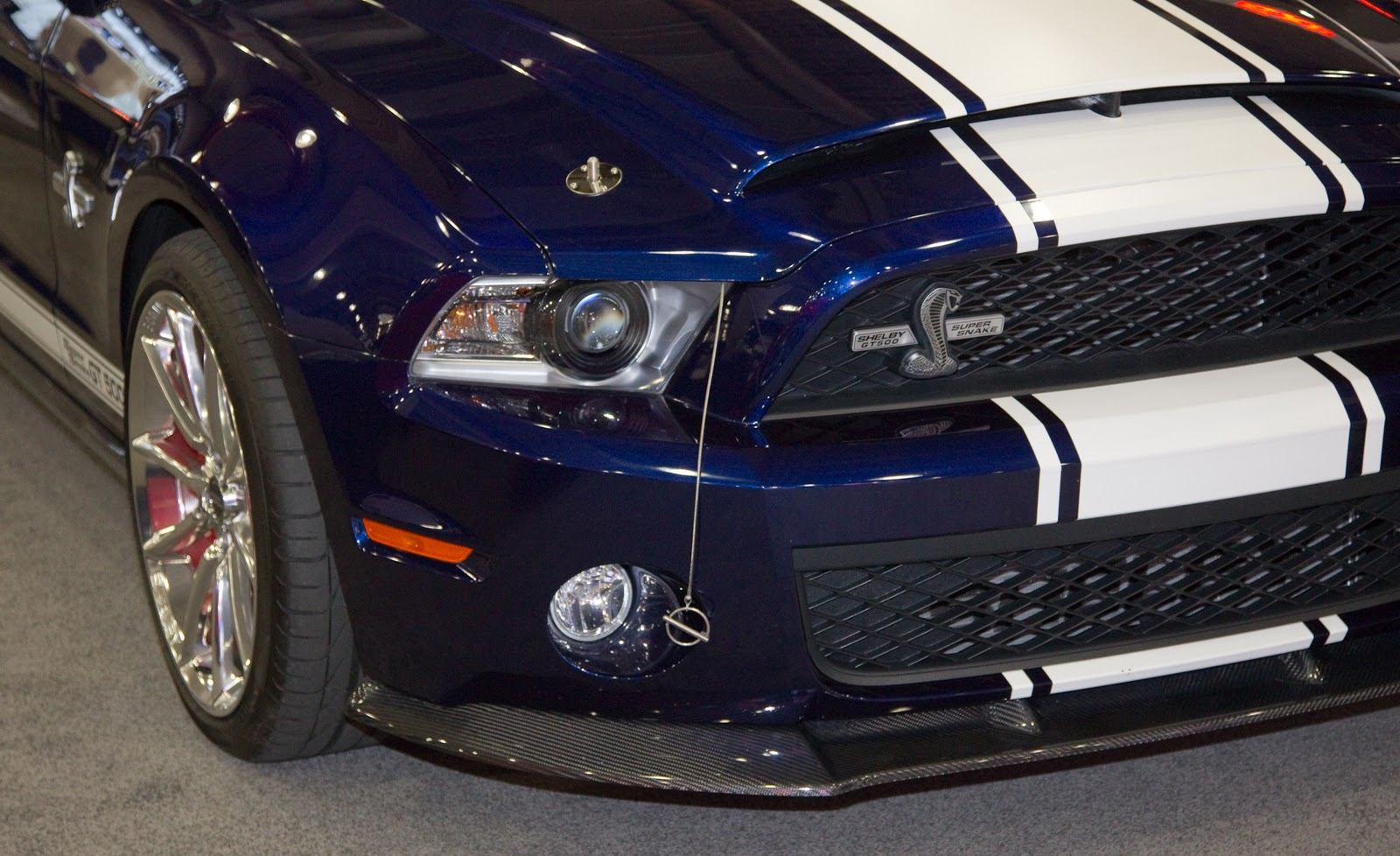 Ford mustang shelby gt500 super snake wallpaper