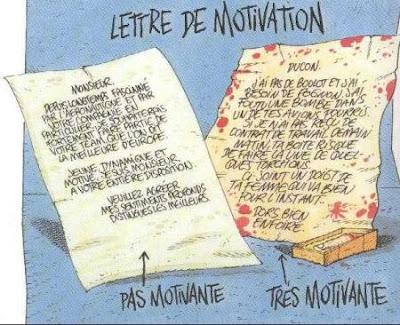 236 Lettres de motivation
