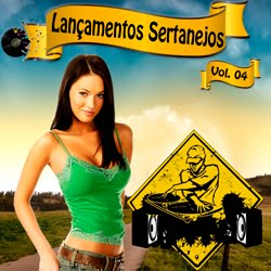 Lan�amentos Sertanejos - Vol.4