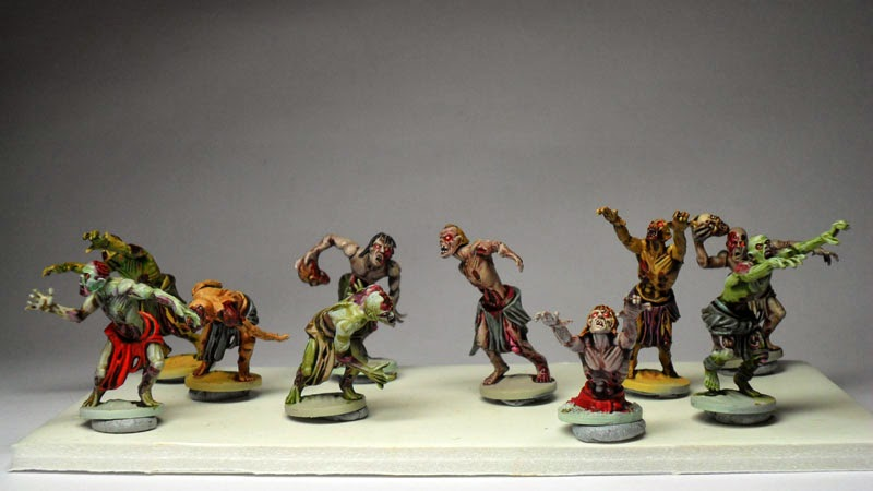 UNDEAD ZOMBIS - MANTIC GAMES 1