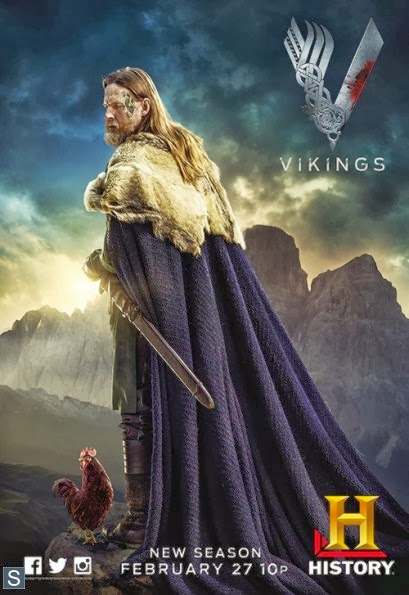 Valkyrie's Vikings: Vikings Season 2 Character Posters