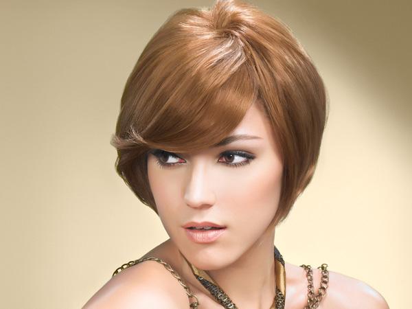Crazy Hair Styles: unique hair color designs