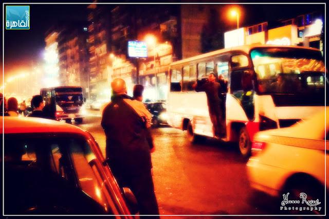 نادي يا إبني - الحياة في القاهرة
