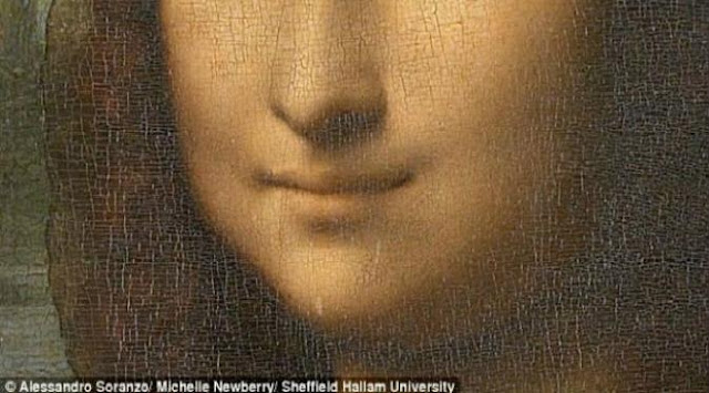 Terungkap Sudah Misteri di Balik Senyuman Mona Lisa