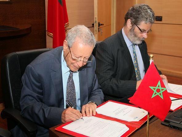 توقيع اتفاقية شراكة لإرساء المسالك الدولية للبكالوريا المغربية -خيار إنجليزية