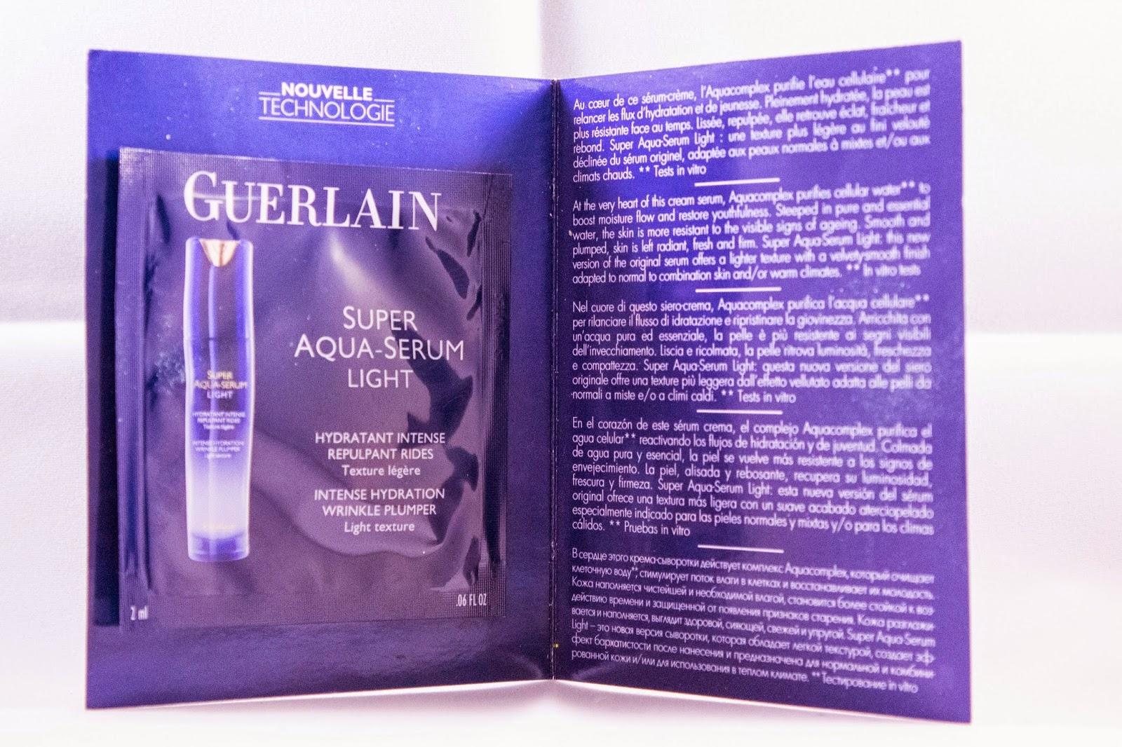 guerlain super aqua s rum light s kat 39 s beauty tales. Black Bedroom Furniture Sets. Home Design Ideas