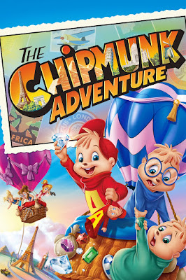 As Aventuras dos Chipmunks