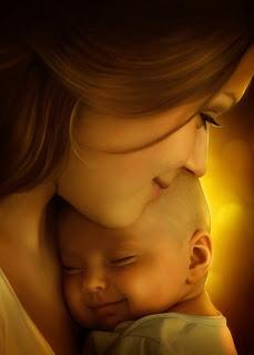 madre hijo