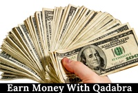 Earn Money With Qadabra - Best Adsense Alternative