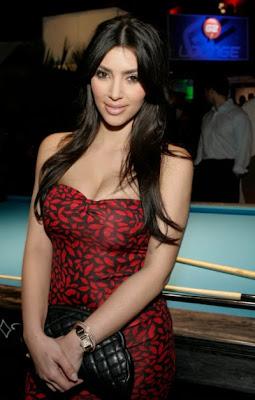 Kim Kardashian Nose