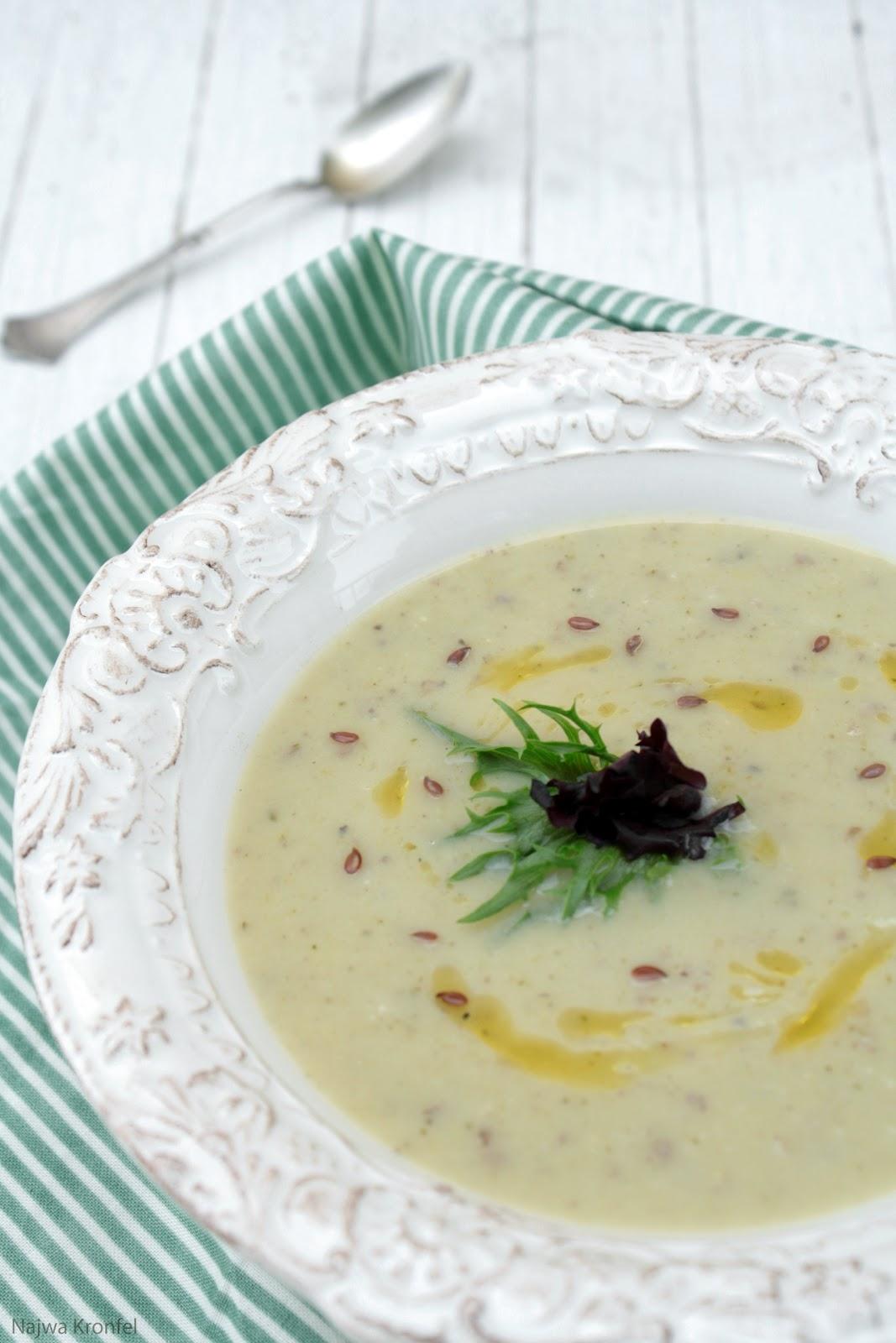 Delicious Shots: Leek and Potato Soup