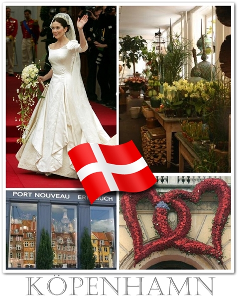 princess mary's wedding bouquet, prinsessan marys brudbukett