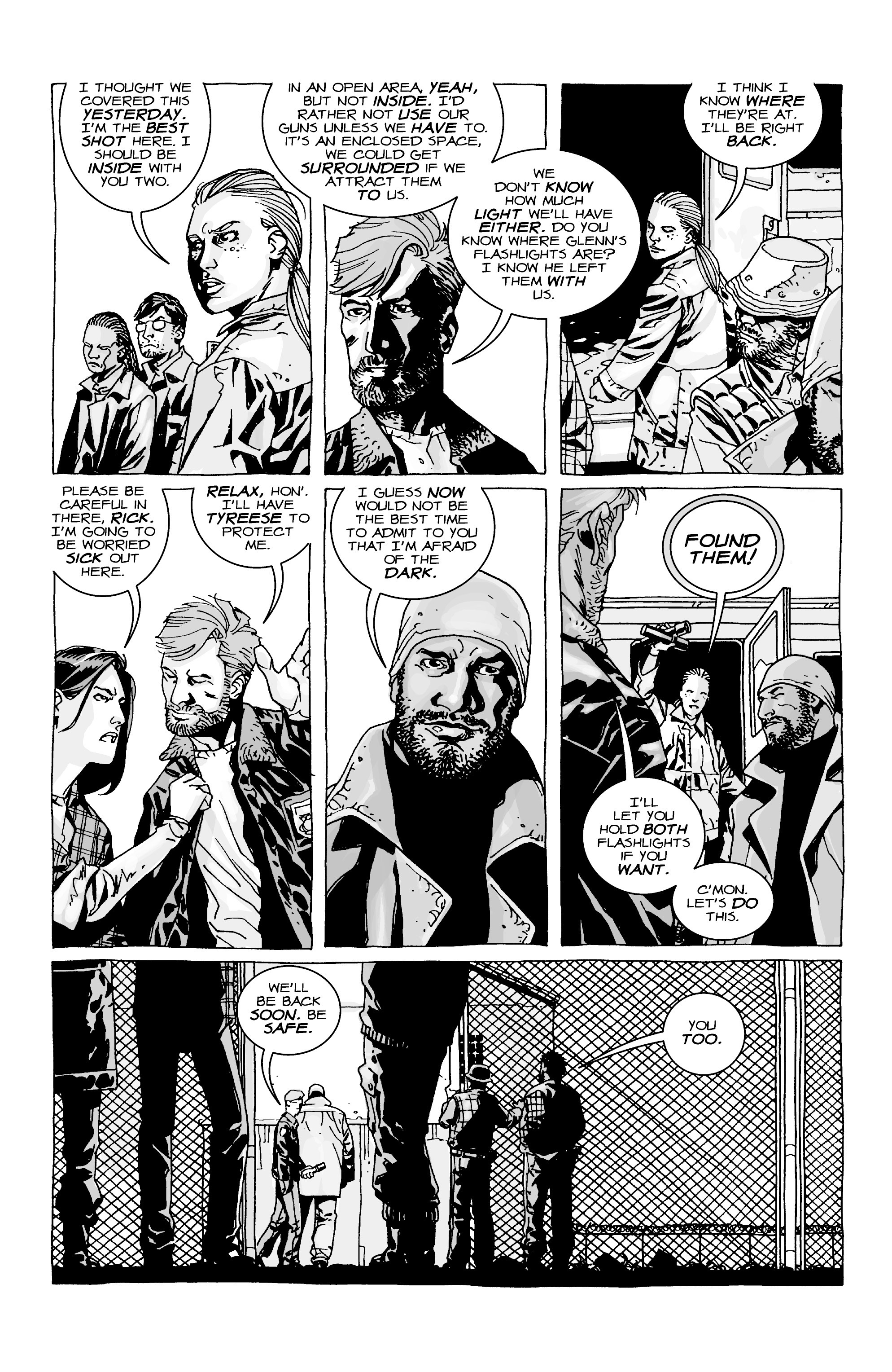 The Walking Dead Issue #13 Page 20