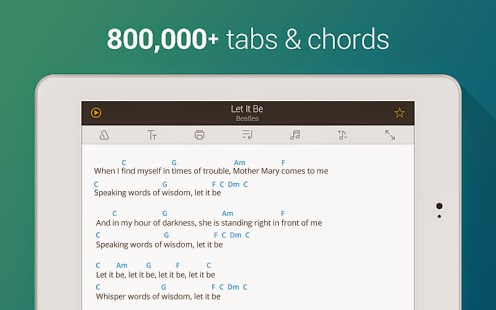 Ultimate Guitar Tabs & Chords [Unlocked]