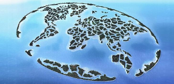 Islas The World