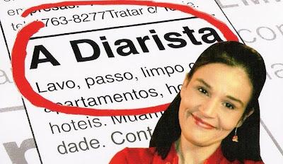 DIARISTAS em São Luís