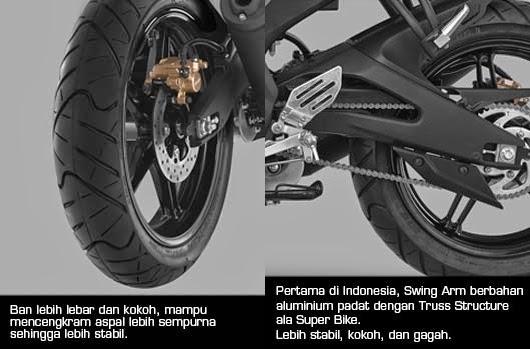 Yamaha YZF R15 Fix Full DC dan Mesin Identik New V-ixion