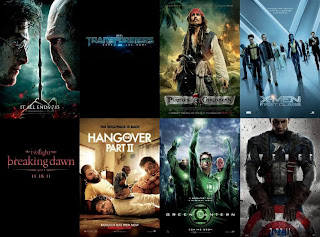Jadwal Film Bioskop Desember 2012