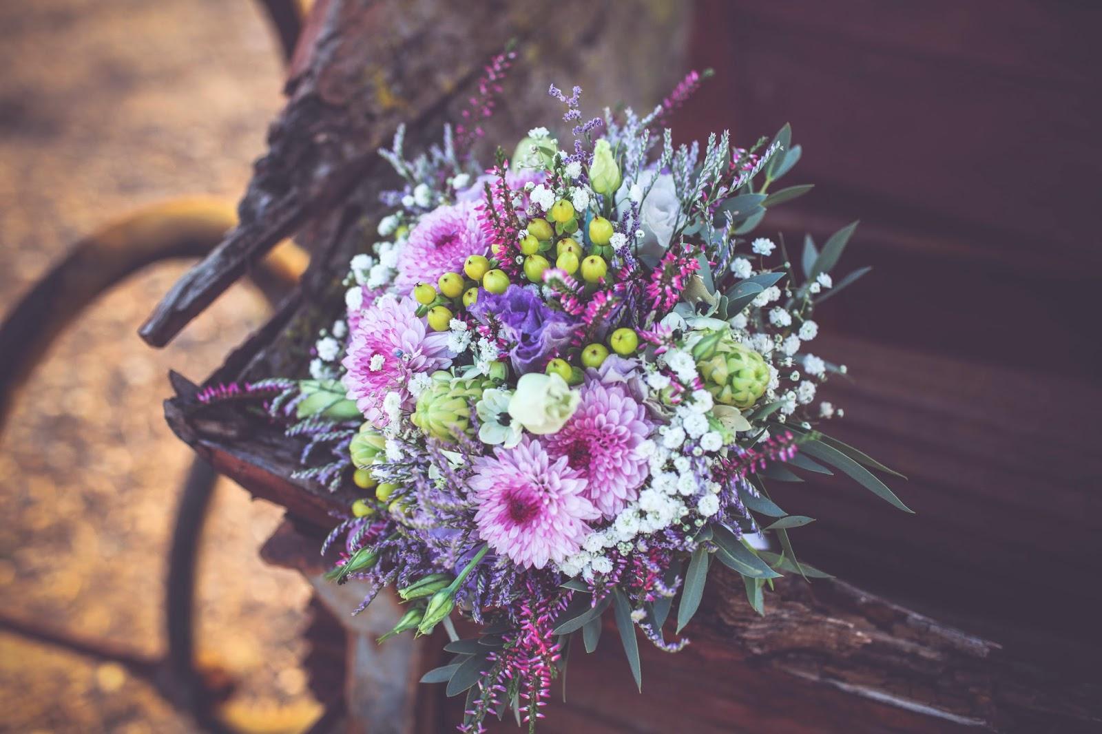 ramo novia floristeria brisa sitges