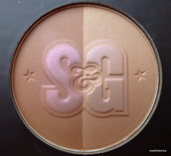 contour bronze pale skin