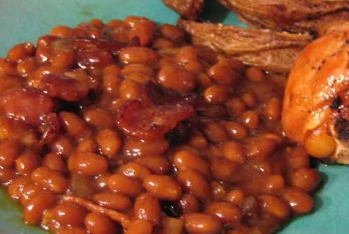 Maple Baked Beans Recipe - Food, Fun, and Happiness
