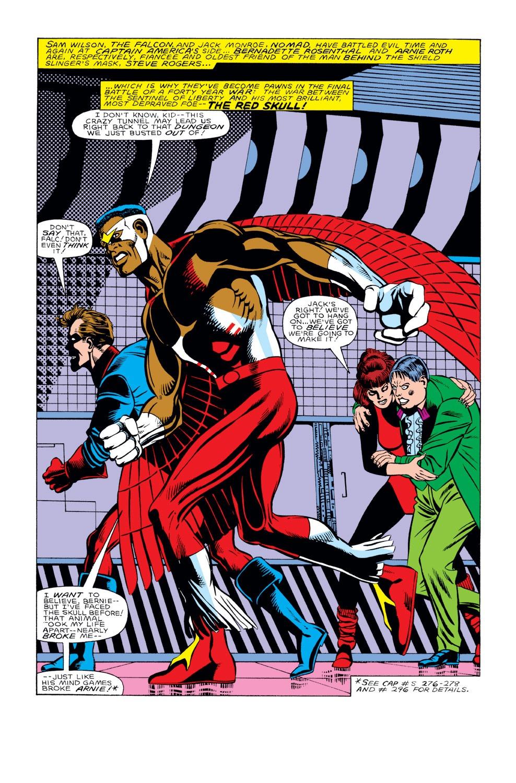Captain America (1968) Issue #299 #227 - English 3