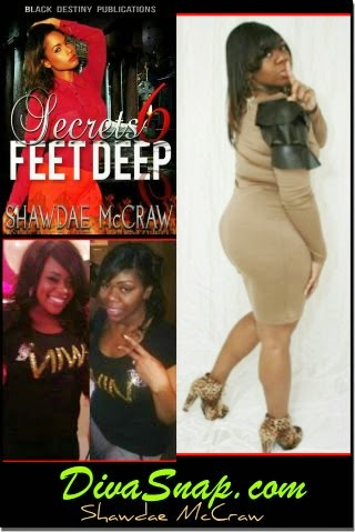 Diva Snap Interview: Author Shawdae McCraw {Celebrity Personal Assistant}