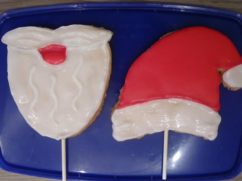 Ein Krumel In Der Kuche Kekse Am Stiel Zu Weihnachten Glutenfrei
