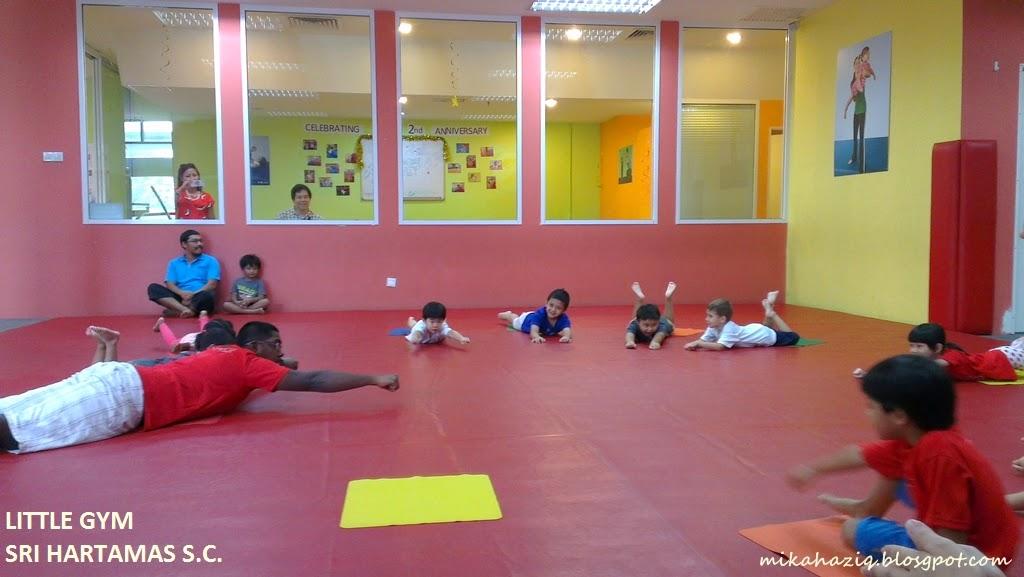 kids gym mont kiara