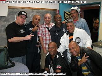 SHOW NA CASA DO HIP-HOP EM DIADEMA