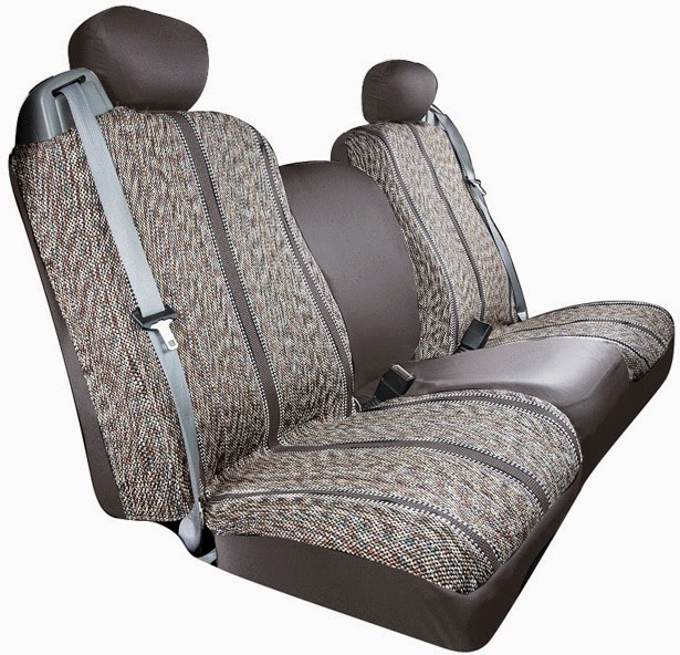 Vehicle Saddleman Seat Covers