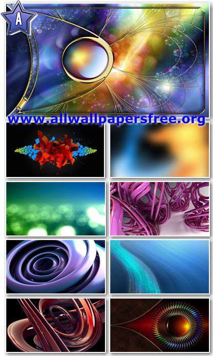 20 Colorful Full HD Wallpapers 1920 X 1080 [Set 8]