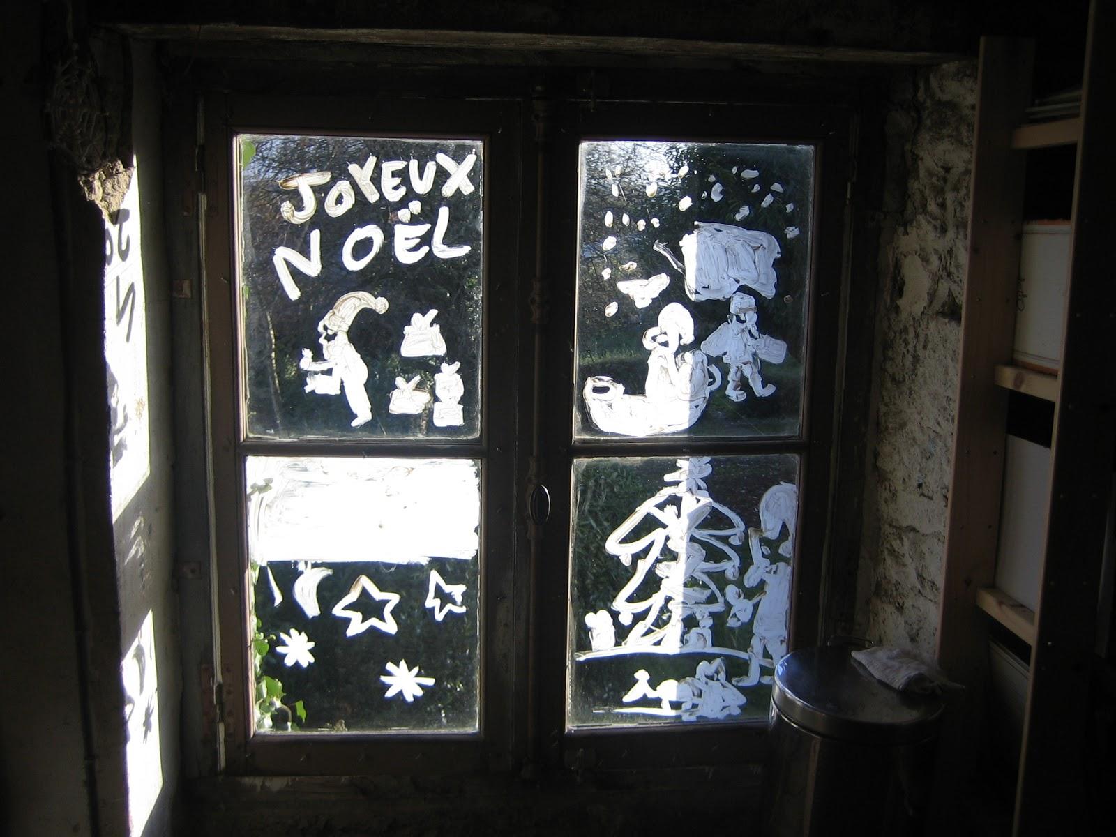 Peinture sur vitres - Enlever peinture sur vitre ...