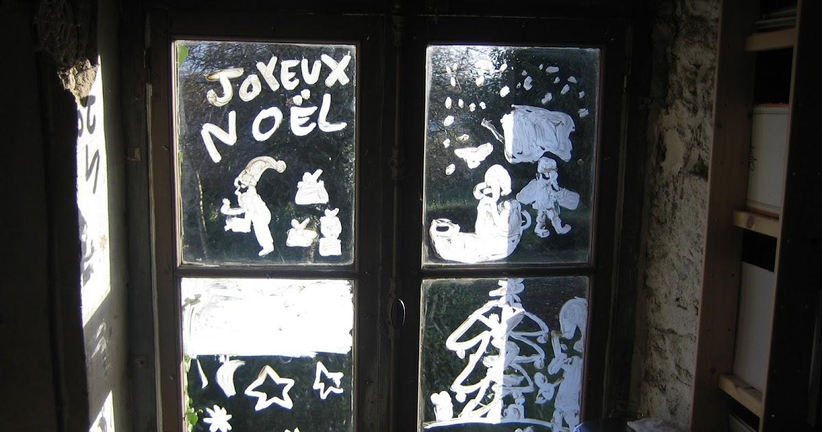 Chroniques du poulailler peinture sur vitres - Peindre sur une vitre ...