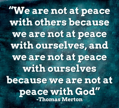 Beautifull peace quotes love communication