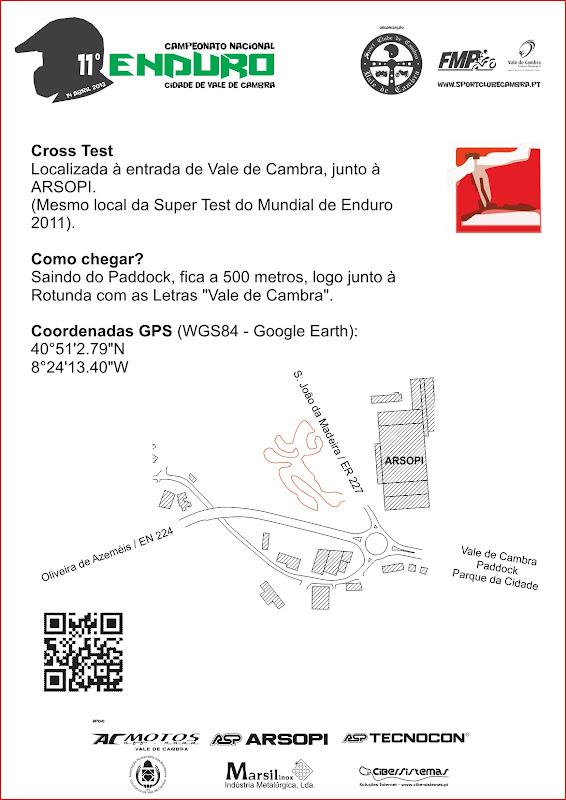 CNE 2013: Enduro Vale de Cambra GuiaPublico_Enduro2013_CrossTest