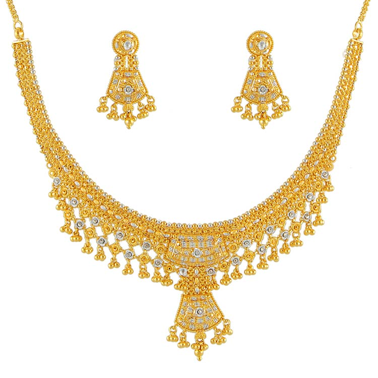 gold necklace sets |Jewellery in Blog